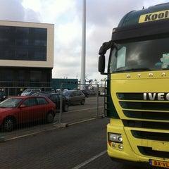 Photo taken at RST Hoofdkantoor by Jan V. on 2/17/2012
