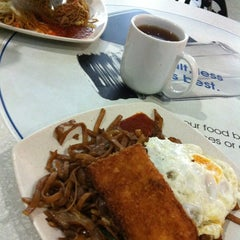 Photo taken at HPB Cafeteria by SuzAnna G. on 7/10/2012