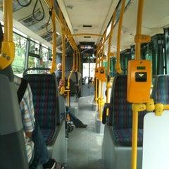Photo taken at Sdružení (bus) by nelen on 7/29/2012