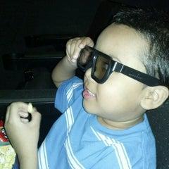 Photo taken at Center Cinema 5 by Miz Banana on 6/9/2012