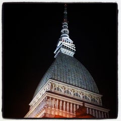 Photo taken at Mole Antonelliana by Luca G. on 9/6/2012