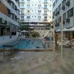 Photo taken at Malibu Palace Hotel by Pat O. on 2/28/2012