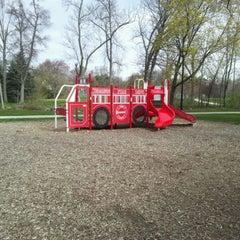 Photo taken at Cedar Creek Park by Heather H. on 4/10/2012