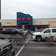 Photo taken at H-E-B by Tona M. on 2/9/2012