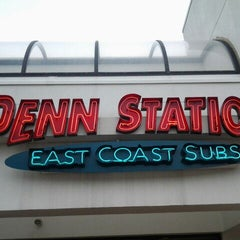 Photo taken at Penn Station East Coast Subs by Jay R. on 5/7/2012