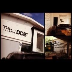 Photo taken at Tribu DDB El Salvador by Gorileo on 3/23/2012