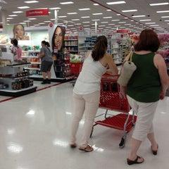 Photo taken at Target by Lauren on 8/26/2012