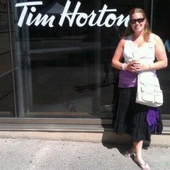 Photo taken at Tim Hortons by Jennifer V. on 5/26/2012