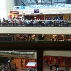 Photo taken at Mall Arauco Chillán by Marcelo M. on 2/25/2012
