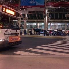 Photo taken at Charlotte Transportation Center (CTC) - Bus Terminal by Lisa M. on 8/30/2012