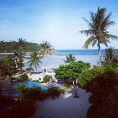 Photo taken at Haadlad Prestige Resort And Spa Koh Phangan by Chanchai P. on 8/1/2012