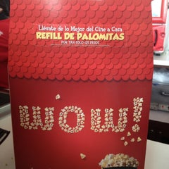 Photo taken at Cinemark by Xavier R. on 5/1/2012
