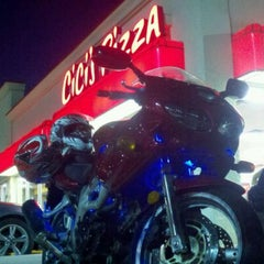 Photo taken at CiCi's Pizza by Paul B. on 2/2/2012