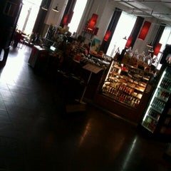 Photo taken at Café Strykjärnet by Anders A. on 4/16/2012