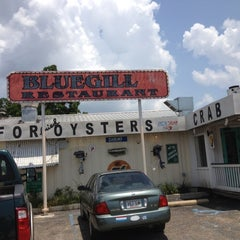 Photo taken at Bluegill Restaurant by Monique on 7/24/2012