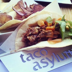 Photo taken at Taco Asylum by don k. on 9/3/2012