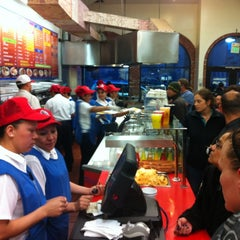 Photo taken at Pancho Villa Taqueria by Sean B. on 6/29/2012