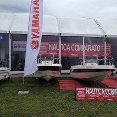 Photo taken at XII Salone Nautico Di Venezia by Michele V. on 4/14/2012