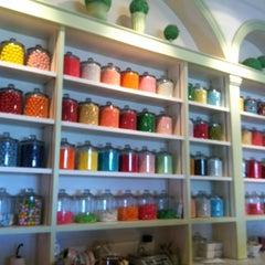 Photo taken at Miette Patisserie by Anastasia C. on 6/10/2012