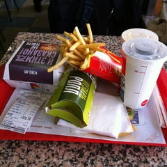 Photo taken at McDonald's by Жора Б. on 4/22/2012