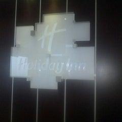 Photo taken at Holiday Inn Sao Luis by Yuri C. on 3/6/2012