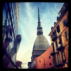 Photo taken at Mole Antonelliana by Francy on 9/2/2012