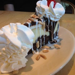Photo taken at The Cheesecake Factory by Stephanie D. on 7/9/2012