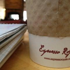 Photo taken at Espresso Royale by Briana v. on 4/26/2012