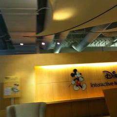 Photo taken at Disney Interactive Media Group by Kieran H. on 8/15/2012