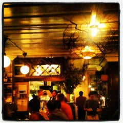 Photo taken at Vinegar Hill House by Jenifer R. on 7/3/2012
