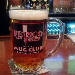 Photo taken at Frisco Tap House & Brewery by Peter J. on 3/1/2012