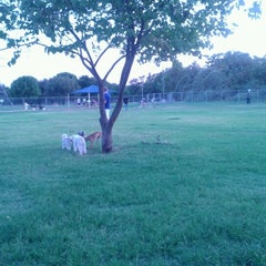 Photo taken at Fort Woof Dog Park by Phadrea D. on 8/14/2012