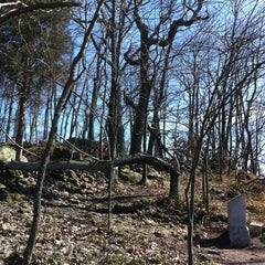 Photo taken at Big Round Top by Mieko D. on 3/10/2012