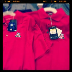 Photo taken at The University of Arizona Bookstores by Matt L. on 7/19/2012