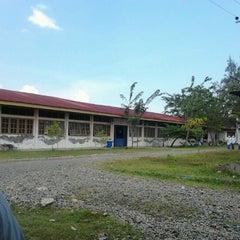 Photo taken at SMK N 5 TELKOM by Noval Putra P. on 3/28/2012
