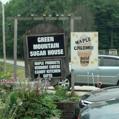 Photo taken at Green Mountain Sugar House by Em K. on 8/10/2012