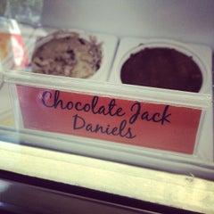 Photo taken at Larry's Homemade Ice Cream by Derek L. on 6/29/2012