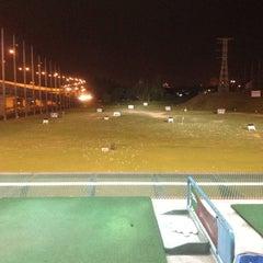 Photo taken at Pelangi Public Golf Driving Range by ammar k. on 7/10/2012