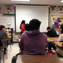 Photo taken at RHS Economics by Zachary P. on 5/2/2012