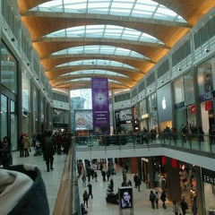 Photo taken at Highcross Shopping Centre by Bazs K. on 2/17/2012