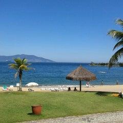 Photo taken at Club Med Rio das Pedras by Ariadne V. on 2/6/2012