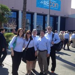 Photo taken at ICSC RECon by Burnham N. on 5/21/2012
