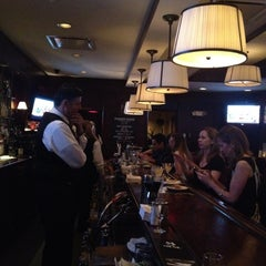 Photo taken at Morton's The Steakhouse - Boca Raton by Mike E. on 2/24/2012