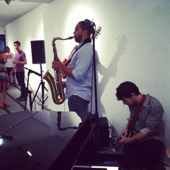 Photo taken at Gallery 128 by The Nouveau Classical Project on 8/24/2012