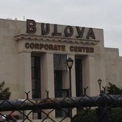 Photo taken at Bulova Building by Biggz on 4/1/2012