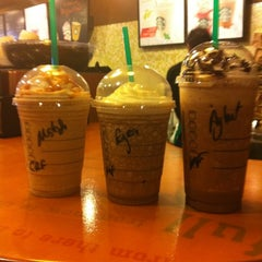 Photo taken at Starbucks by Feyza A. on 8/23/2012