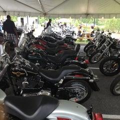 Photo taken at Old Glory Harley-Davidson by Greg_Jeff on 8/25/2012