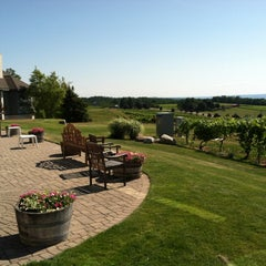Photo taken at Chateau Chantal Winery Inn by Kristina T. on 7/7/2012