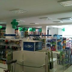 Photo taken at Drogarias Globo by Emax M. on 4/27/2012
