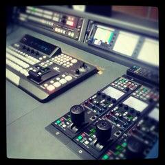 Photo taken at TV da Igreja Universal by Dante D. on 5/15/2012